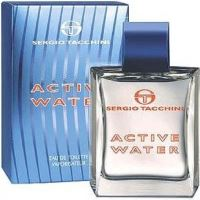 Sergio Tacchini Active Water TESTER Toaletní voda 27ml M