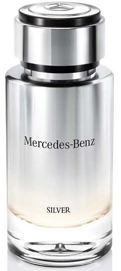 Mercedes-Benz Silver M EDT 120ml TESTER