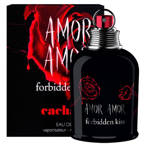 Cacharel Amor Amor Forbidden Kiss Toaletní voda 30ml W