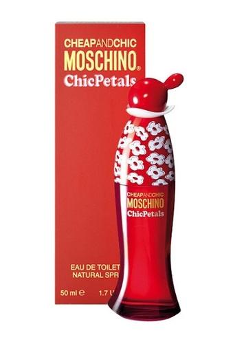Moschino Cheap And Chic Chic Petals Eau De Toilette 100 ml (woman)