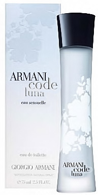 Giorgio Armani Code Luna Eau Sensuelle W EDT 75ml
