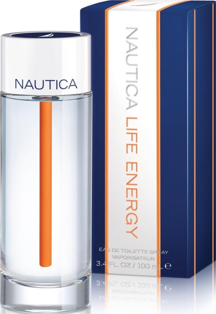 Nautica Life Energy Toaletní voda 100ml M