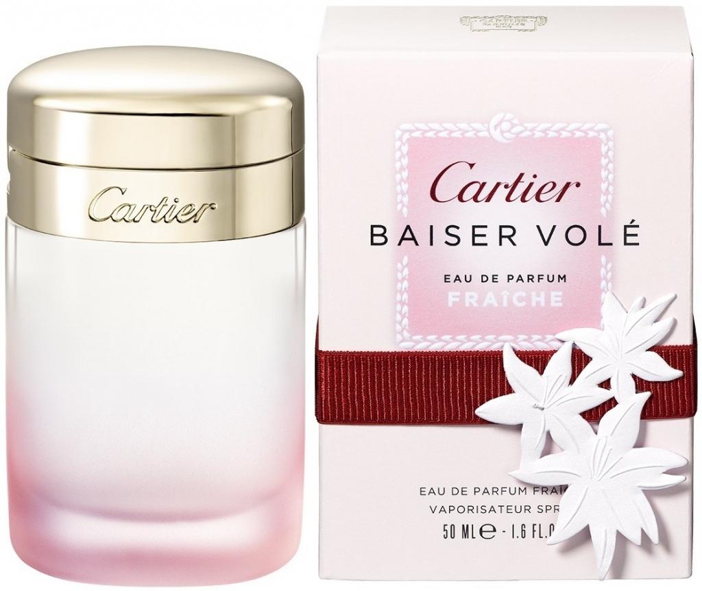 Cartier Baiser Vole Fraiche W EDP 100ml