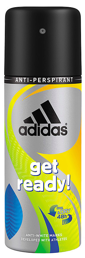 Adidas Get Ready! Anti-Perspirant M 150ml
