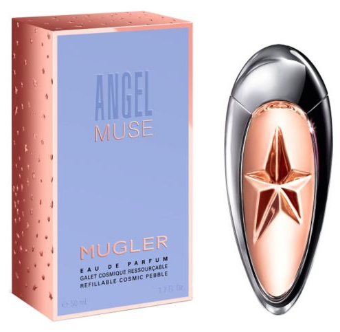Thierry Mugler Angel Muse (Reffilable) W EDP 50ml