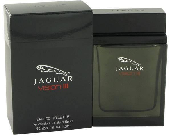 Jaguar Vision III Eau De Toilette 100 ml (man)