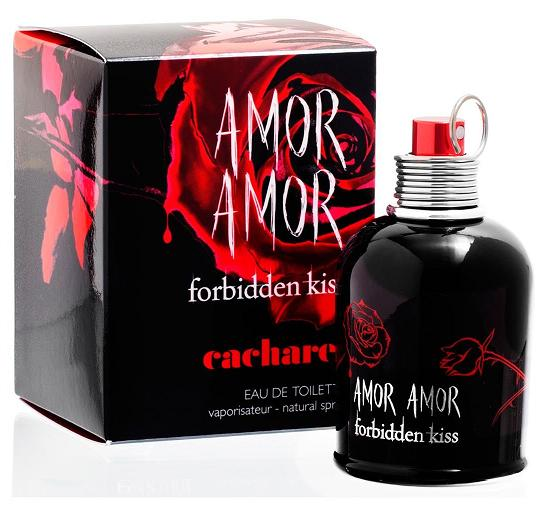 Cacharel Amor Amor Forbidden Kiss W EDT 100ml