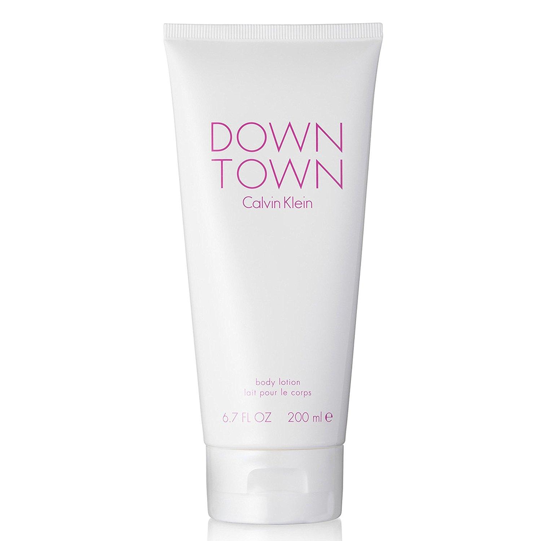 Calvin Klein Downtown Body Lotion W 200ml