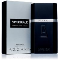 Azzaro Silver Black M EDT 100ml