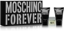 Moschino Forever EDT 4,5ml + SG 25ml + ASB 25ml SET mini