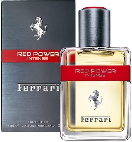Ferrari Red Power Intense M EDT 125ml