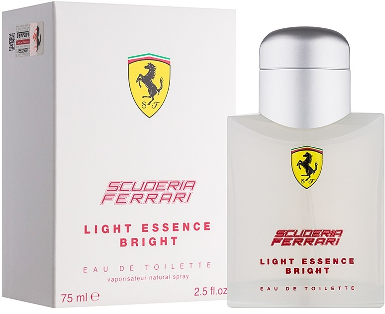 Ferrari Scuderia Ferrari Light Essence Bright U EDT 75ml