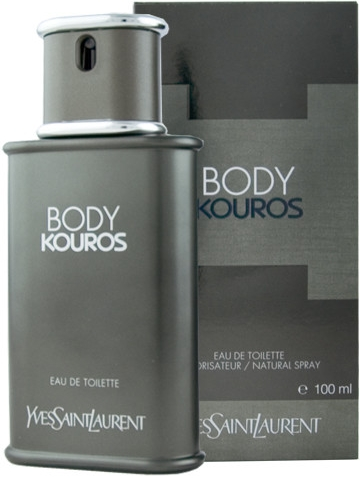 Yves Saint Laurent Body Kouros M EDT 100ml