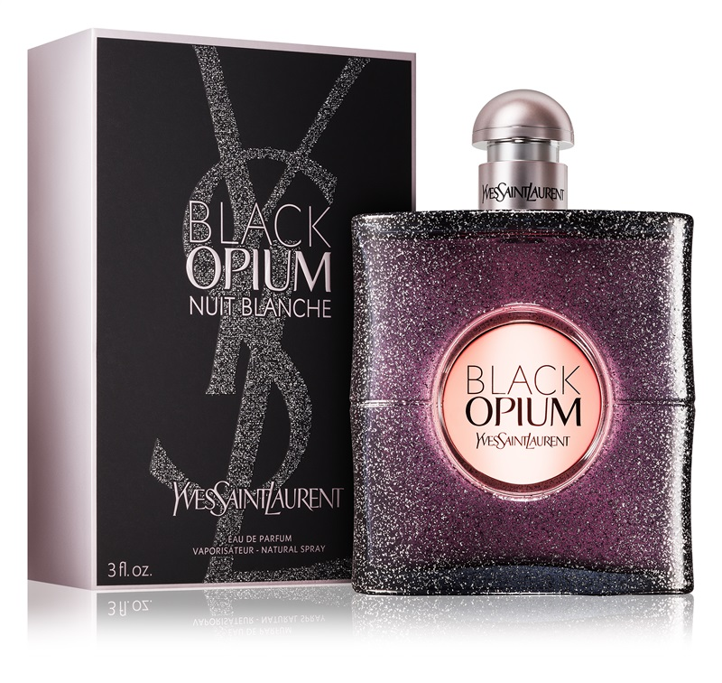 Yves Saint Laurent Black Opium Nuit Blanche W EDP 90ml