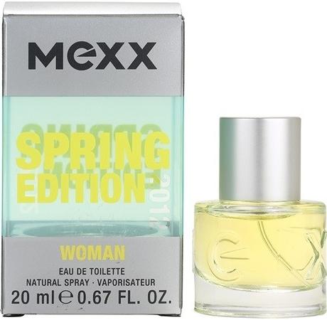 Mexx Woman Spring Edition 2012 Toaletní voda 20ml W