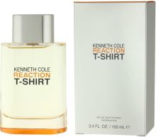 Kenneth Cole Reaction T-Shirt EDT 100 ml M