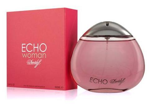 Davidoff Echo Woman W EDP 100ml