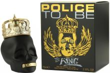 POLICE To Be The King EDT 75 ml M