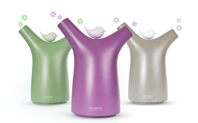 Mr&Mrs Fragrance Sissi Soft Touch Viola - fialová