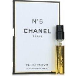 Chanel No.5 parfemovaná voda 2 ml vzorek W
