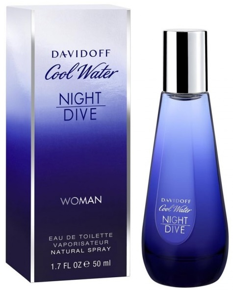 Davidoff Cool Water Night Dive W EDT 50ml