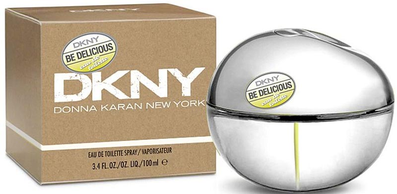 DKNY Be Delicious W EDT 100ml