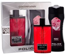 Police Instinct M EDT 100ml + SG 250ml