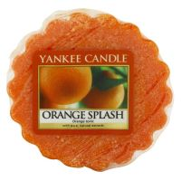 Yankee Candle Vonný vosk Orange splash 22g