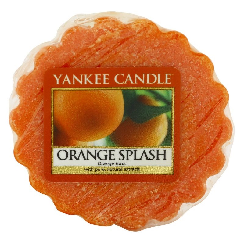 Yankee Candle Vonný vosk Pomerančová šťáva 22g