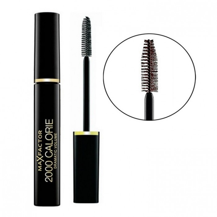 Max Factor 2000 Calorie Dramatic Volume Mascara 9ml - 02 Black Brown
