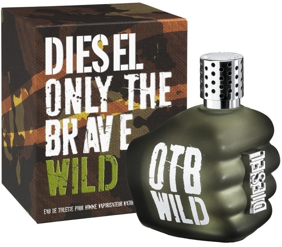 DIESEL Only the Brave Wild EDT 50 ml M