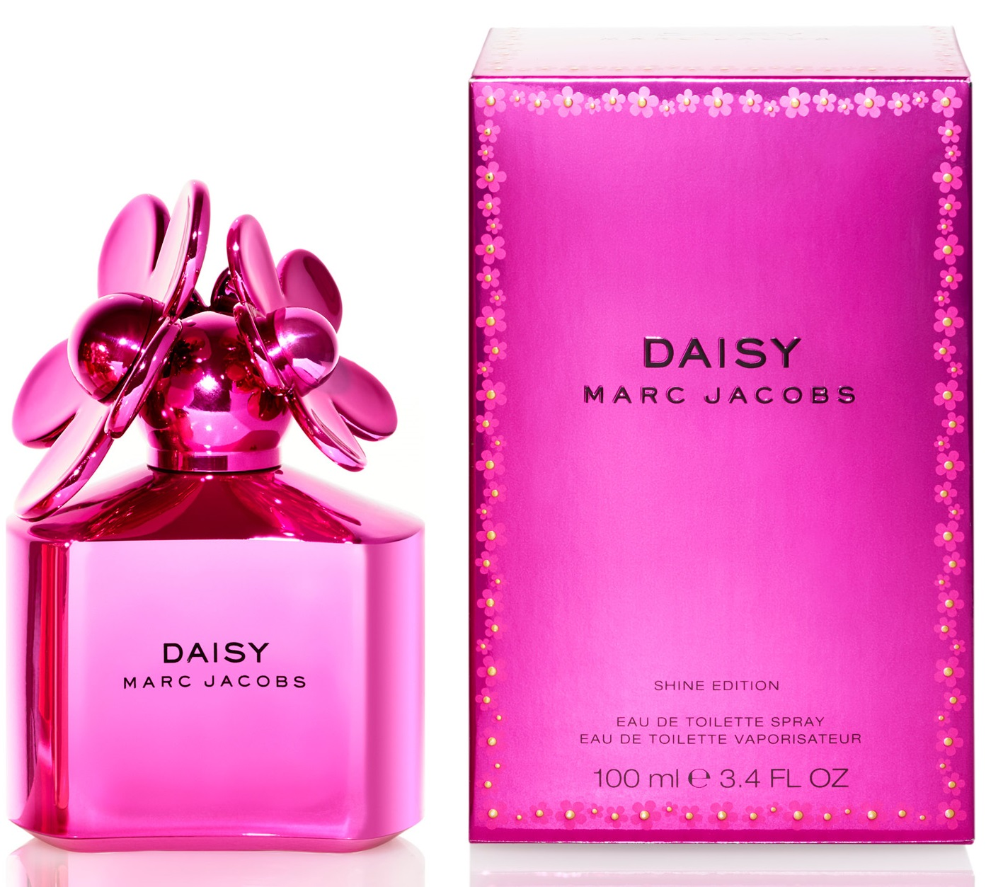 Marc Jacobs Daisy Shine Pink Edition W EDT 100ml