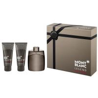 Mont Blanc Legend Intense M EDT 100ml + ASB 100ml + SG 100ml
