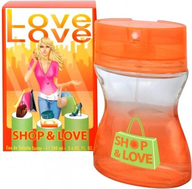 Morgan Love Love Shop & Love Toaletní voda 100ml W