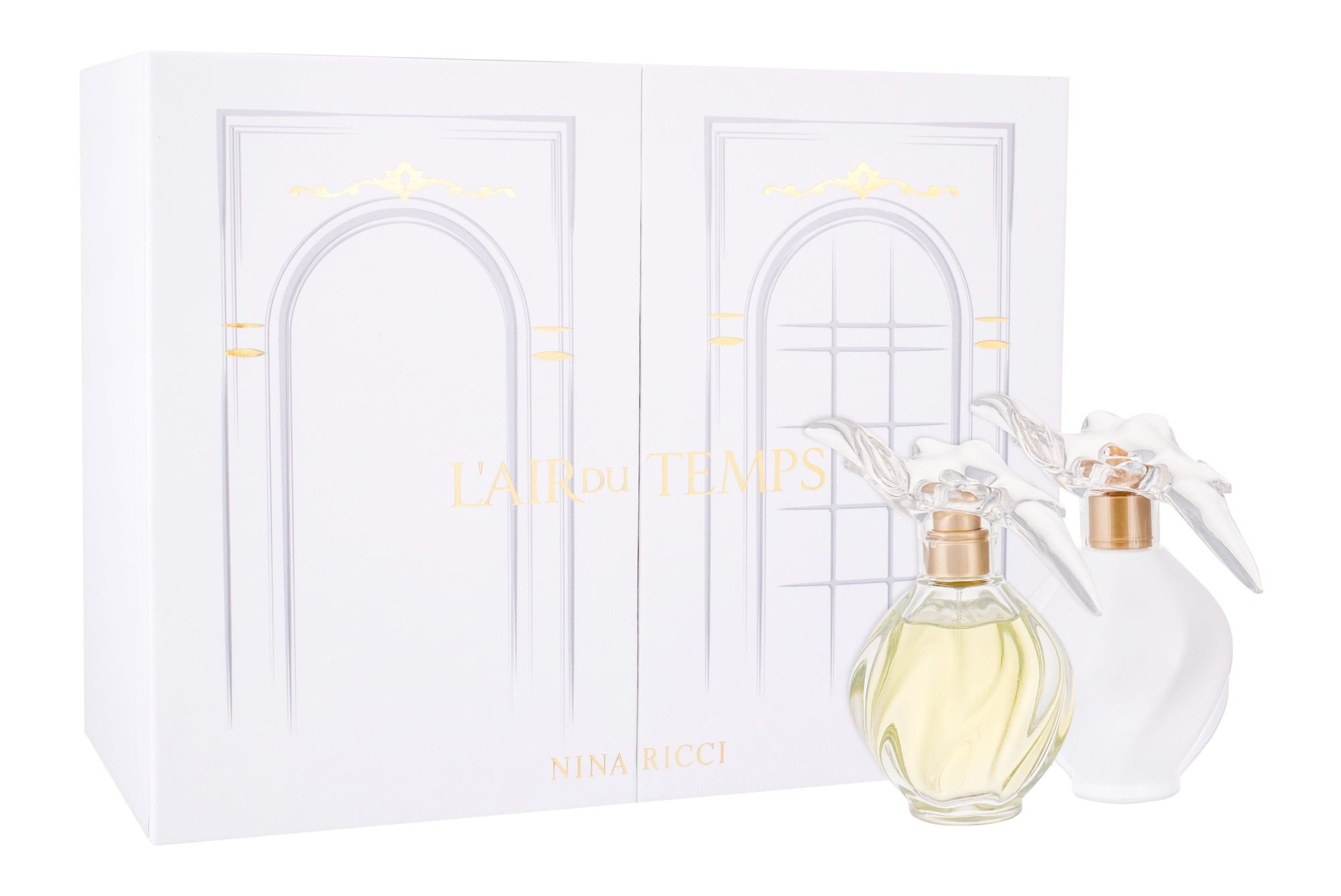 Nina Ricci L´Air Du Temps W EDT 50ml + BL 100ml