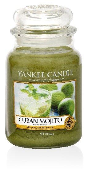 Yankee Candle Kubánské mojito 623g