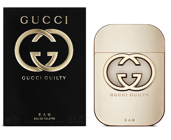 Gucci Gucci Guilty Eau W EDT 75ml