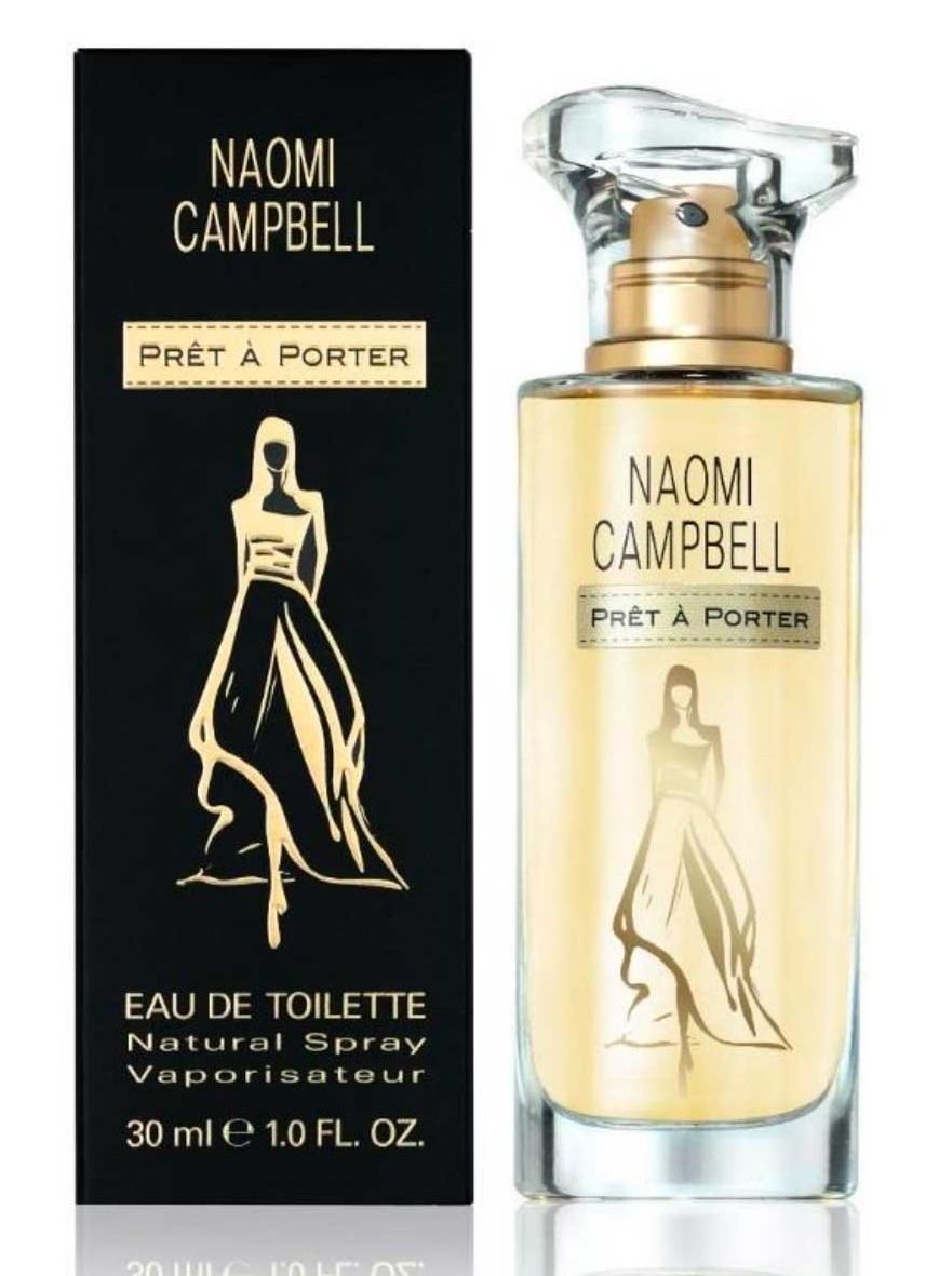 Naomi Campbell Pret a Porter W EDT 30ml