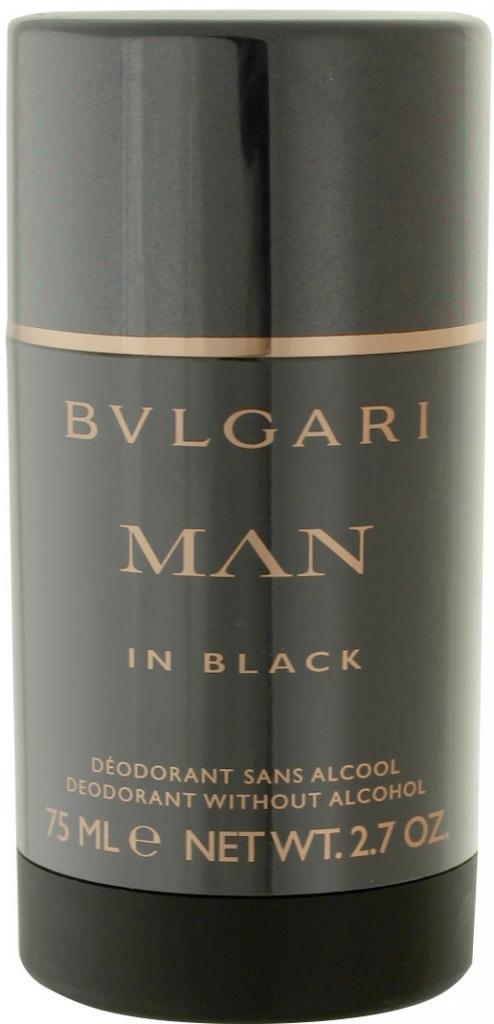 Bvlgari Man In Black Deostick 75ml M