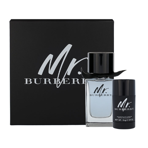 Burberry Mr. Burberry M EDT 100ml + deostick 75ml