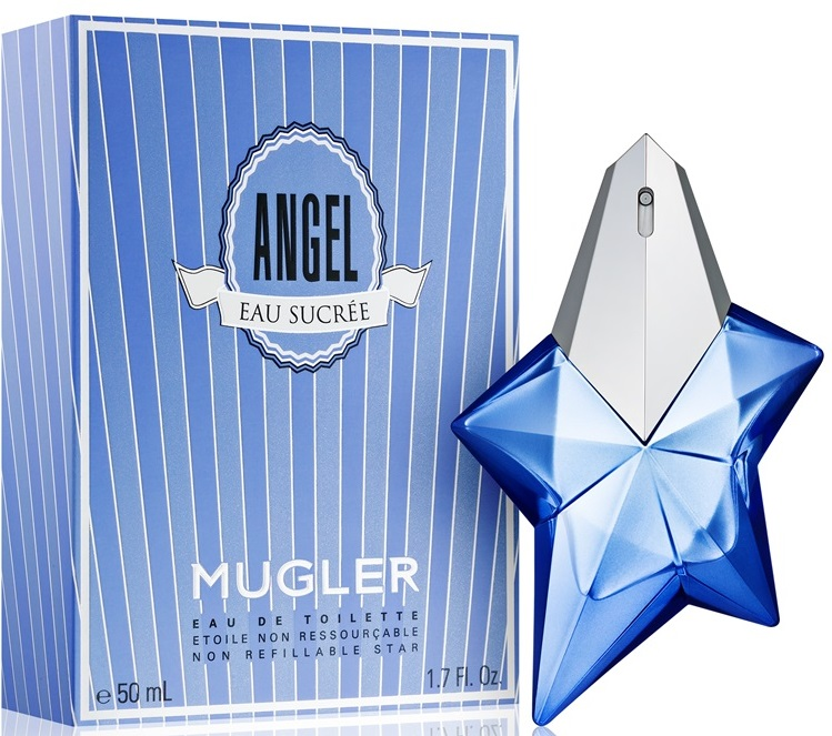 Thierry Mugler Angel Eau Sucrée 2017 W EDT 50ml