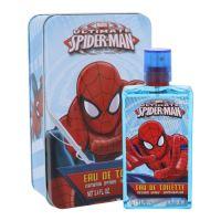 Marvel Ultimate Spiderman EDT 100ml + plechová krabička