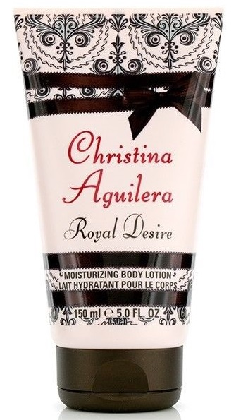 Christina Aguilera Royal Desire Body Lotion W 150ml