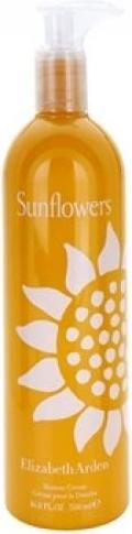 Elizabeth Arden Sunflowers Sprchový krém 500ml W