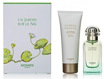 Hermes Un Jardin Sur Le Nil W EDT 50ml + BL 75ml