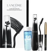 Lancome Grandiose W řasenka 10 řasenka 10 ml + tužka na oči Le Crayon Khol 0,7 g 01 Noir + odličovací přípravek na oči Bi-Facil 30 ml