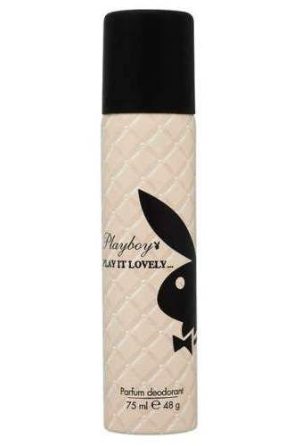 Playboy Play It Lovely W deosprej 75ml