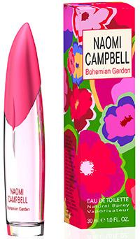 Naomi Campbell Bohemian Garden W EDT 30ml