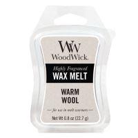 WoodWick Vonný vosk Warm cotton 22,7g
