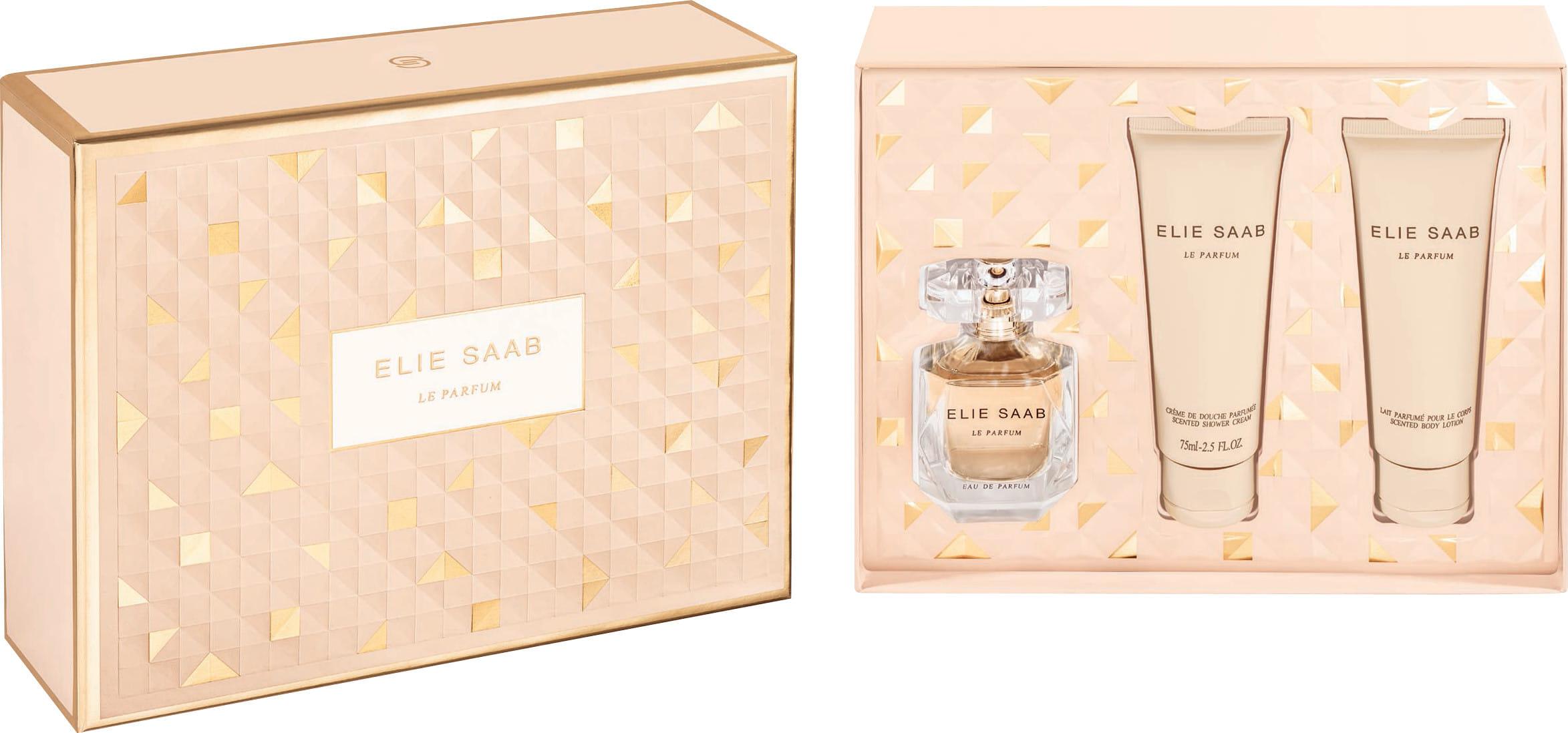Elie Saab Le Parfum W EDP 90ml + BL 75ml + SG 75ml